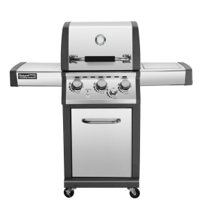 Gas BBQ 3B with side burner